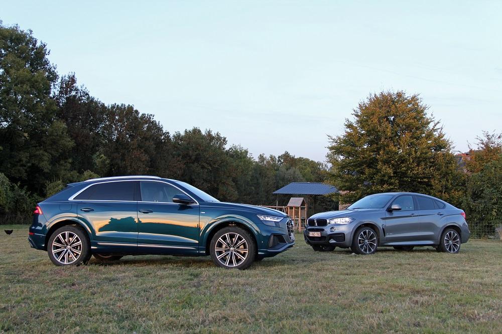 BMW X6 30d vs Audi Q8 50 TDI: SU(per)V(et)!