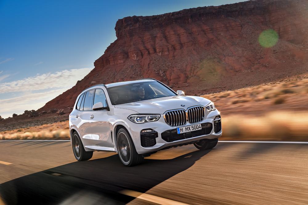 Rijtest: BMW X5 xDrive 30d, zachte mastodont