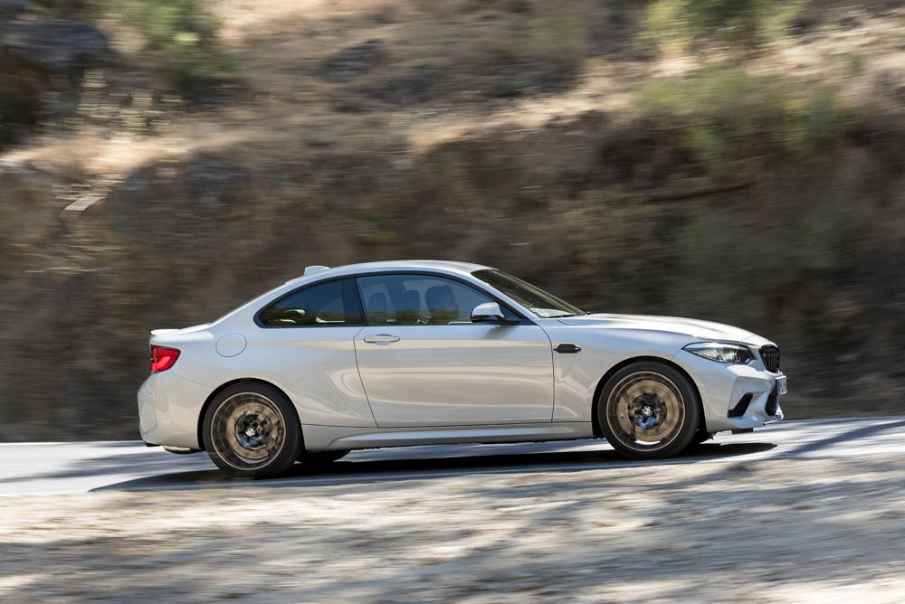 Rijtest: BMW M2 Competition, meer dan ooit een mini-M4