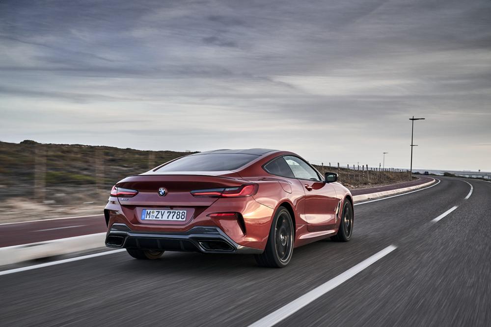 Rijtest: BMW 840d, terugkeer van een icoon?