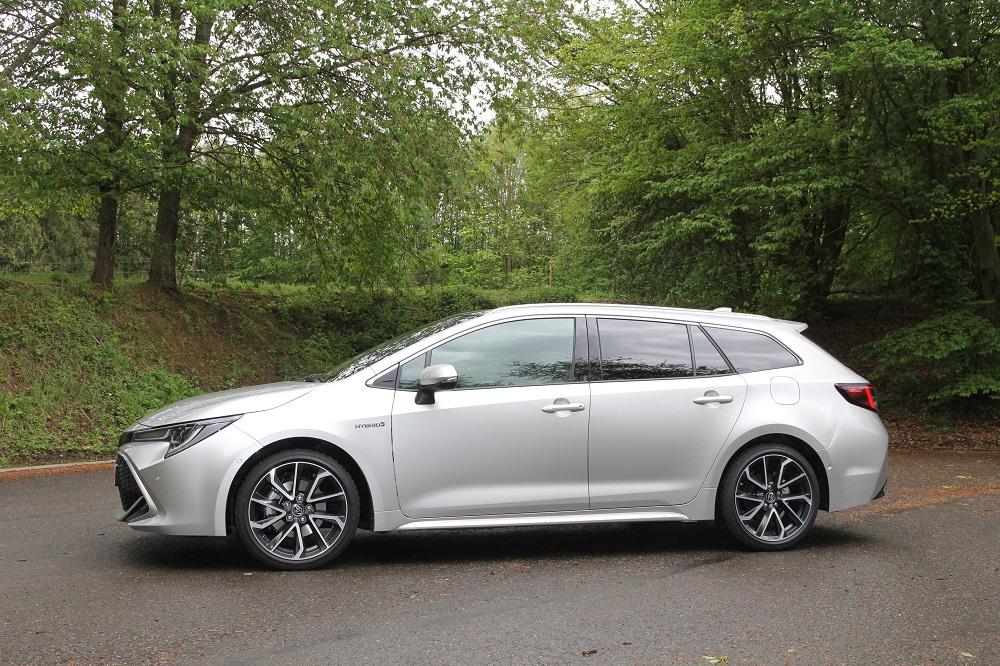 Essai : Toyota Corolla TS 2.0 Hybrid, le duo gagnant ?