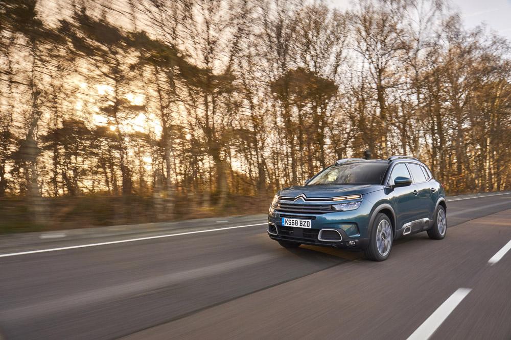 Essai : Citroën C5 Aircross 1.5 BlueHDi 130 et 2.0 BlueHDi 180, un regard différent