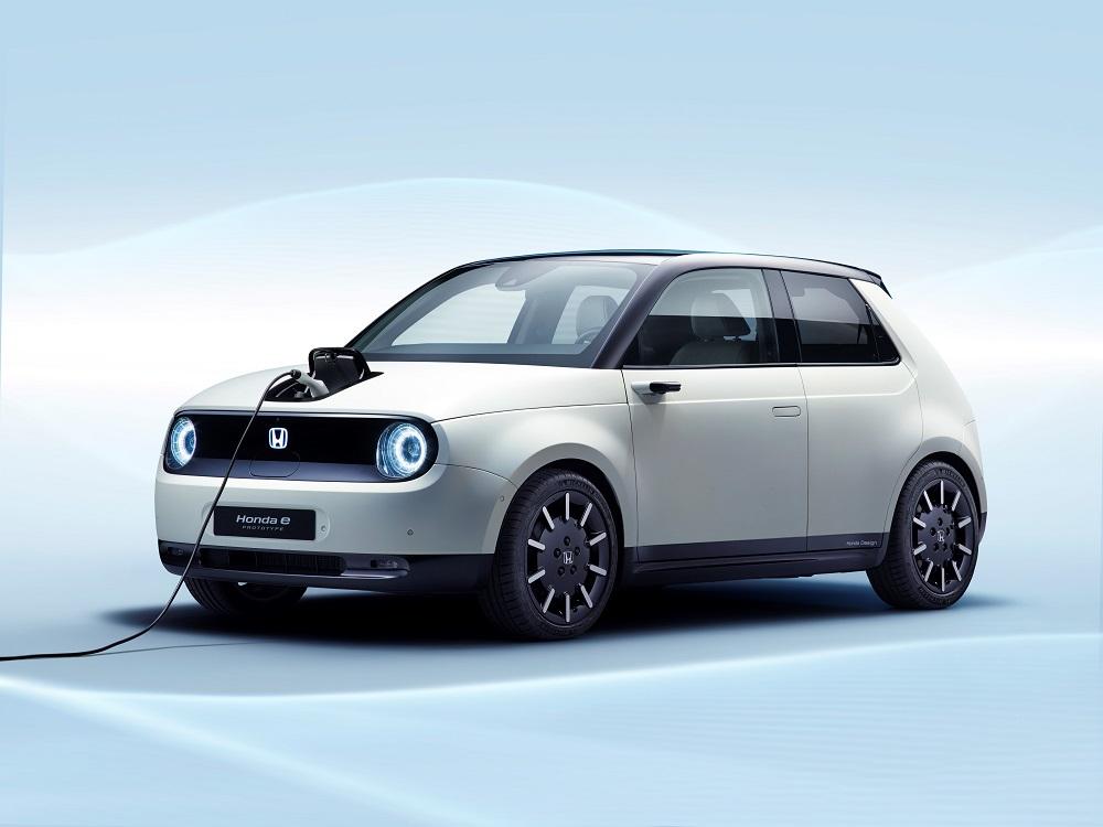 Honda : une batterie de 35,5 kWh pour sa citadine électrique