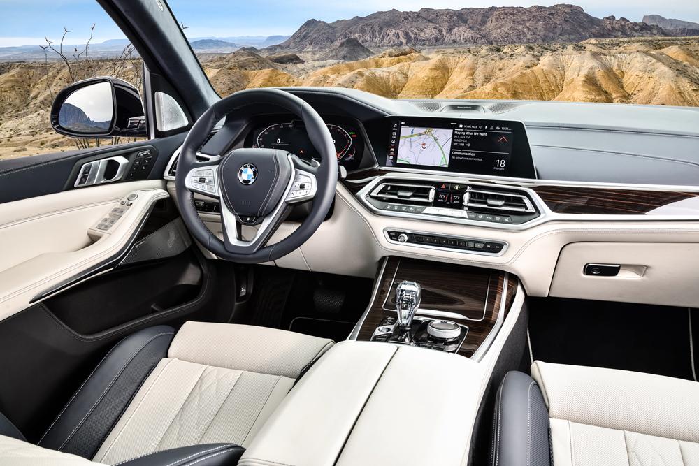 Rijtest: BMW X7 xDrive 40i, het slagschip als vlaggenschip