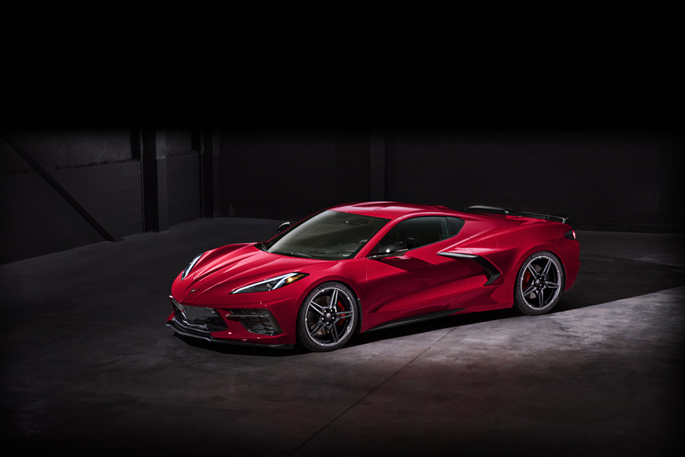 Officieel: nieuwe Chevrolet Corvette slaat roer radicaal om