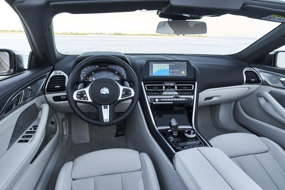 Rijtest: BMW M850i xDrive Cabrio, dakloze grand tourer