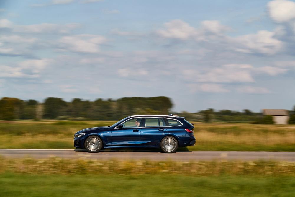 Getest: BMW 3-Reeks Touring, lokale favoriet