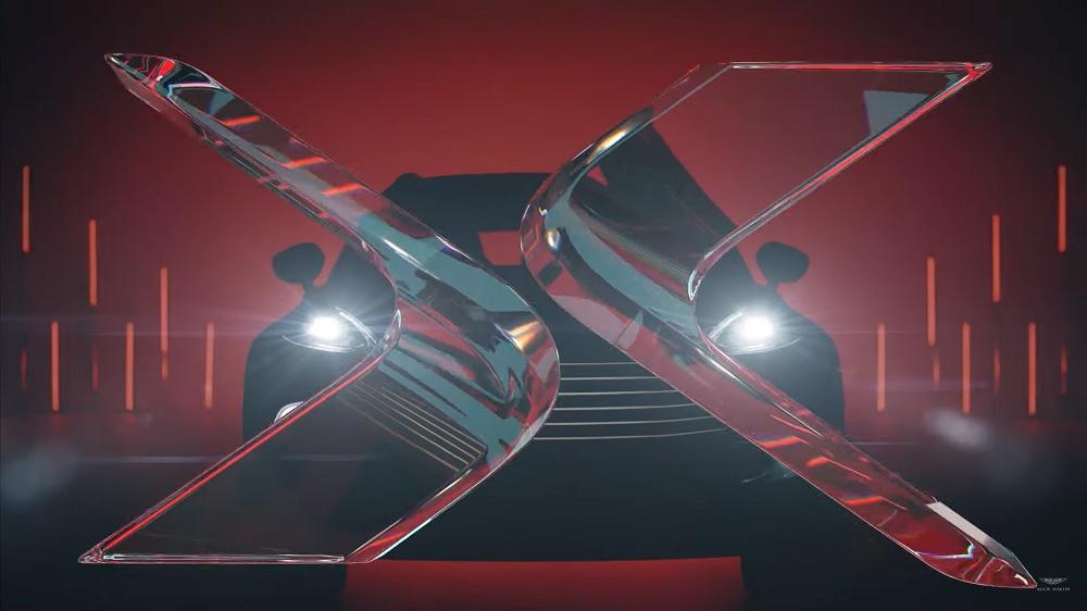 Vidéo : le SUV DBX d'Aston Martin se dévoile, façon James Bond !