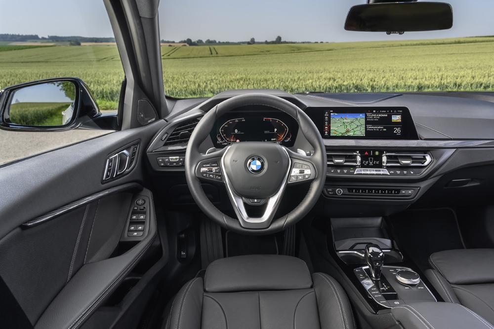 Getest: BMW 1-Reeks, strakker keurslijf