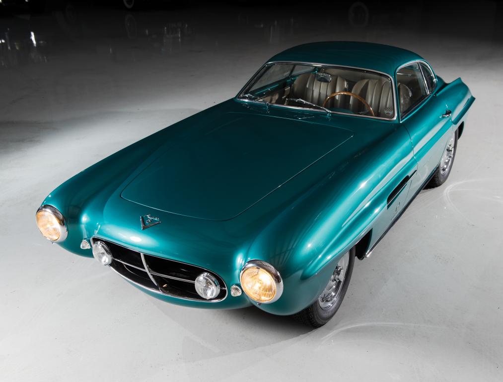 Geflopt model: Fiat 8V, gemiste afspraak…
