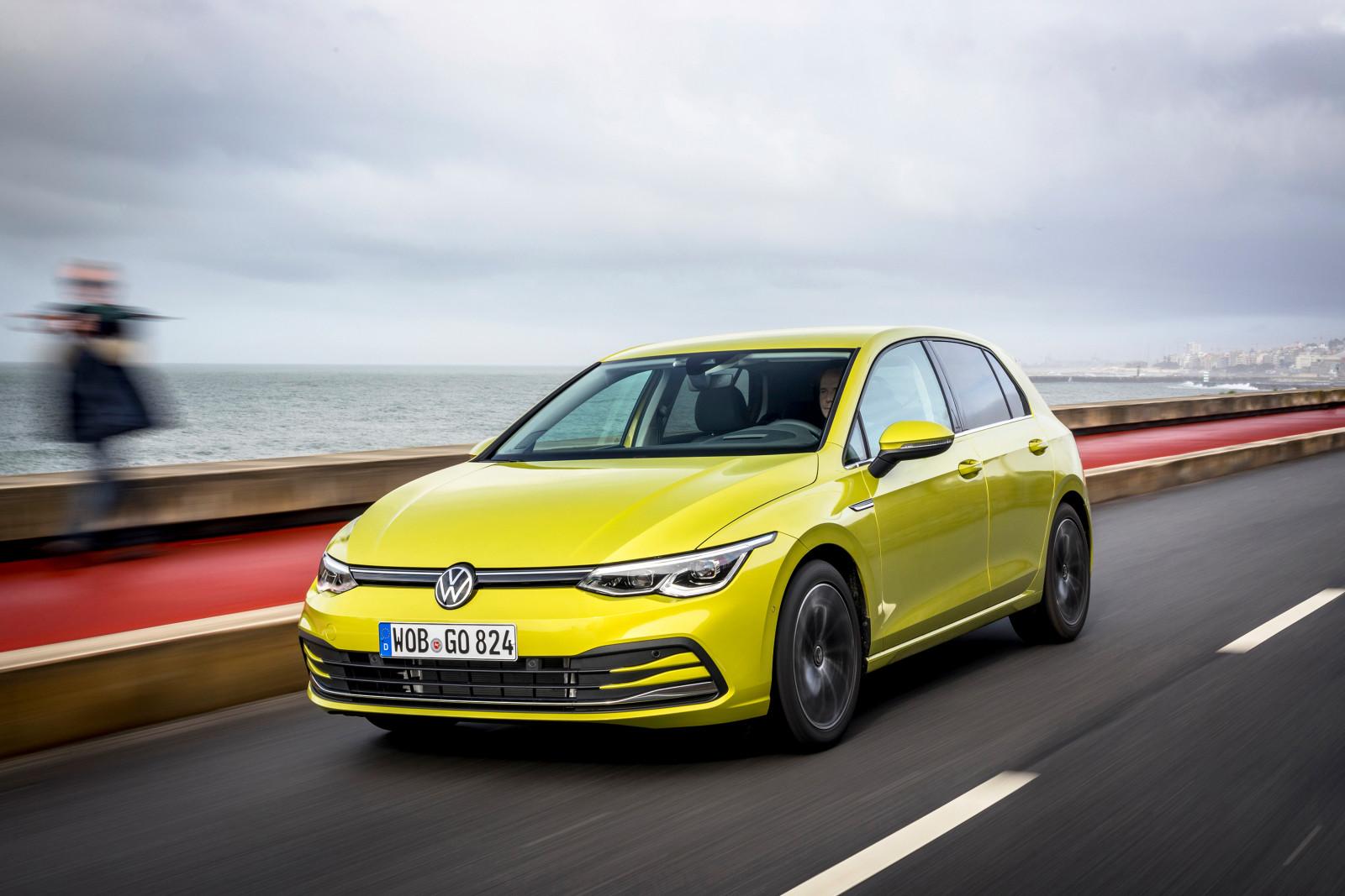 Test: Volkswagen Golf 8, bekeerling