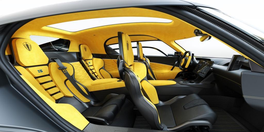 Koenigsegg dévoile la familiale la plus sauvage et extravagante qui soit !