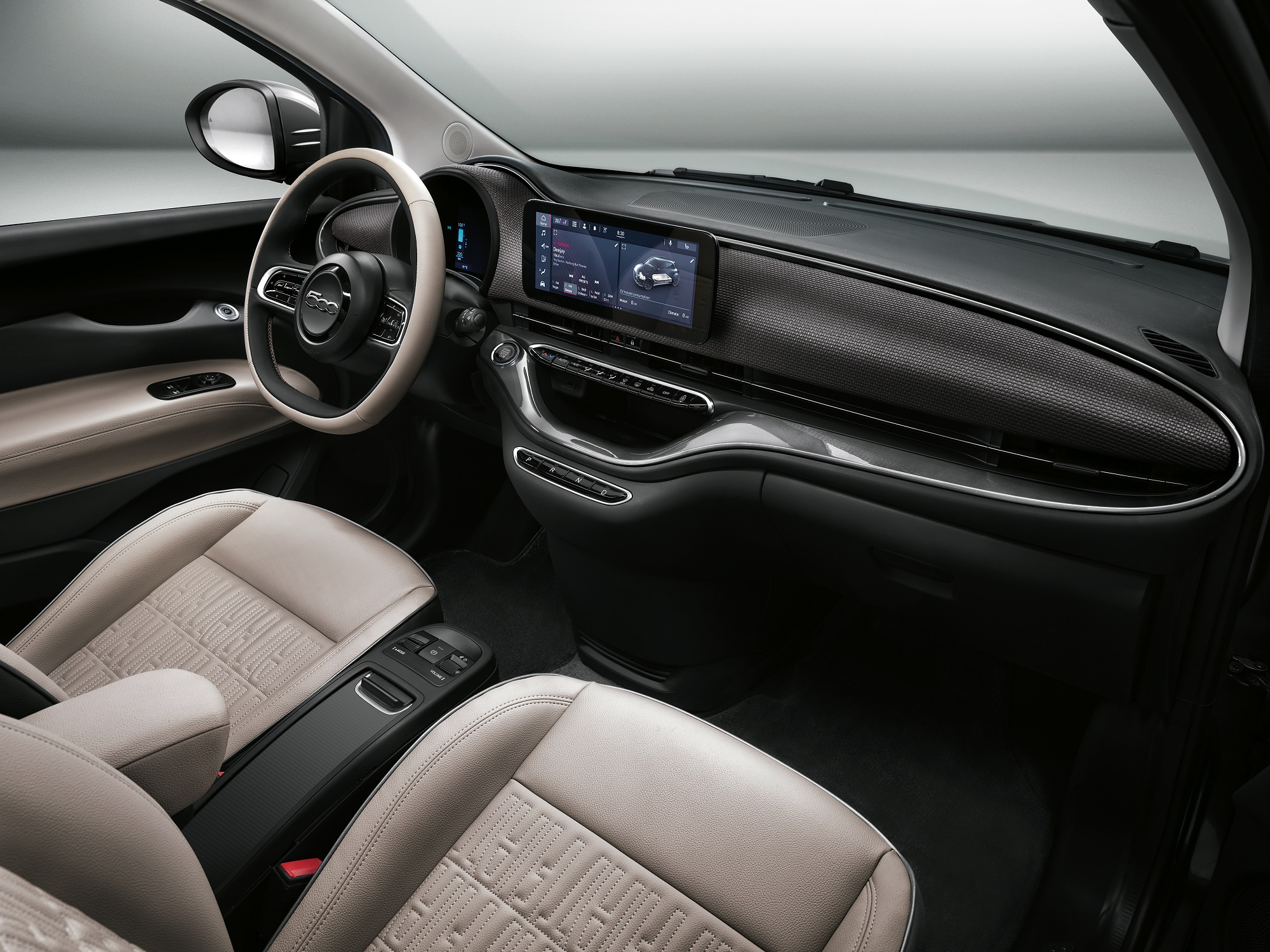 Officiel : Fiat 500 électrique, l'icône réinventée