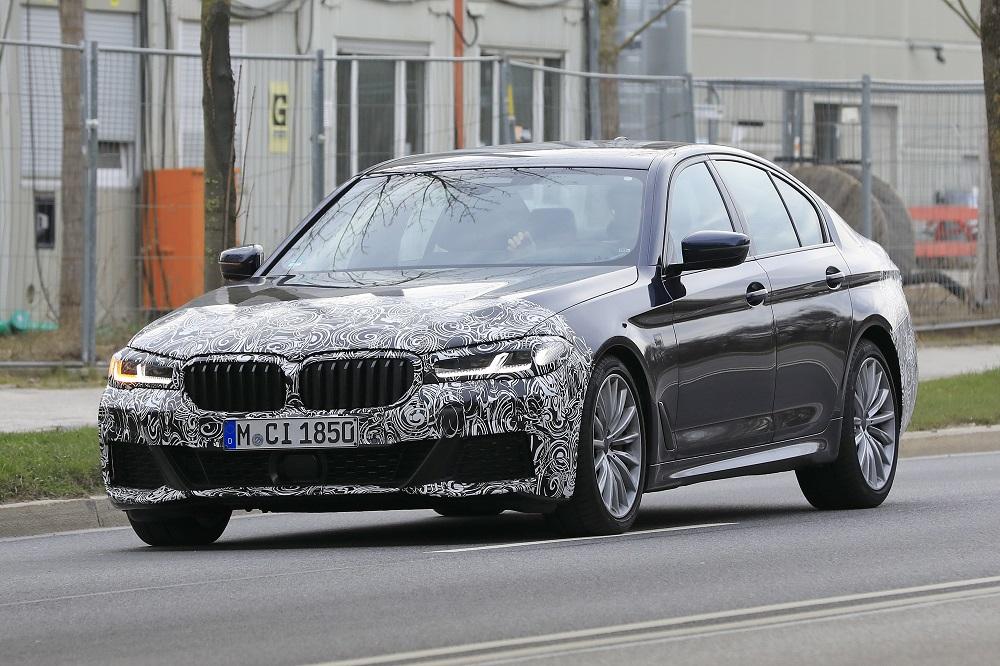 Scoop : La BMW Série 5 profitera de presque 400 chevaux dans sa version hybride plug-in !