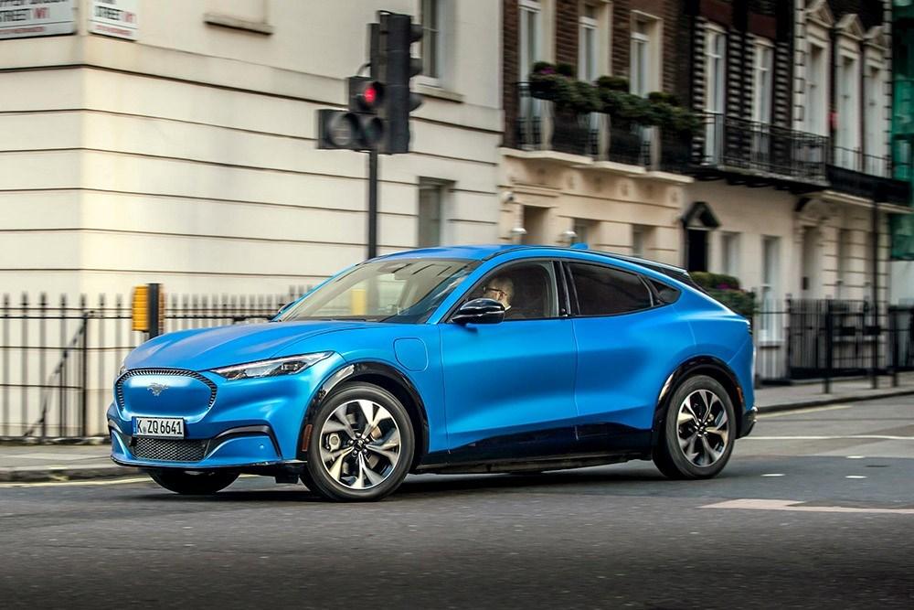 Mustang Mach-E: zoveel kost de elektrische SUV van Ford