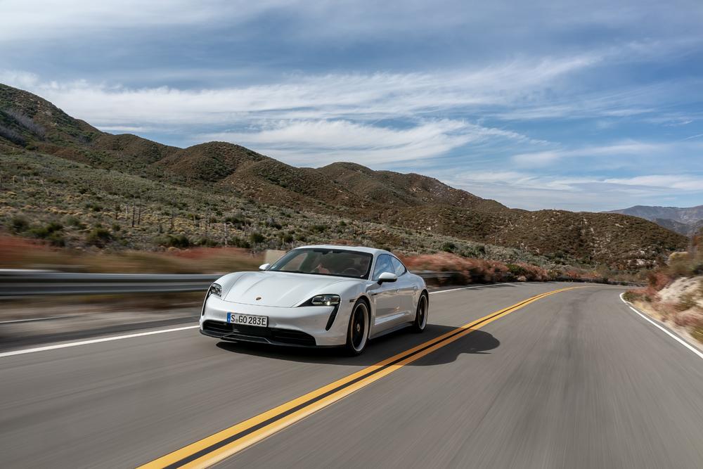 Essai : Porsche Taycan 4S, l'enfant sage ?