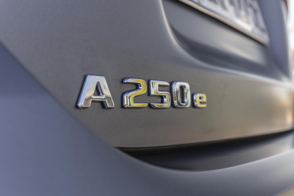 Essai : Mercedes A 250e, le choix de l'électron