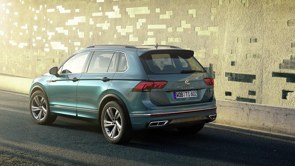 Volkswagen Tiguan : restylé, hybride rechargeable et sportif !