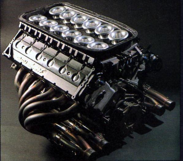 Vergeten concept: Isuzu Como F1 Super Truck, pick-up met F1-V12