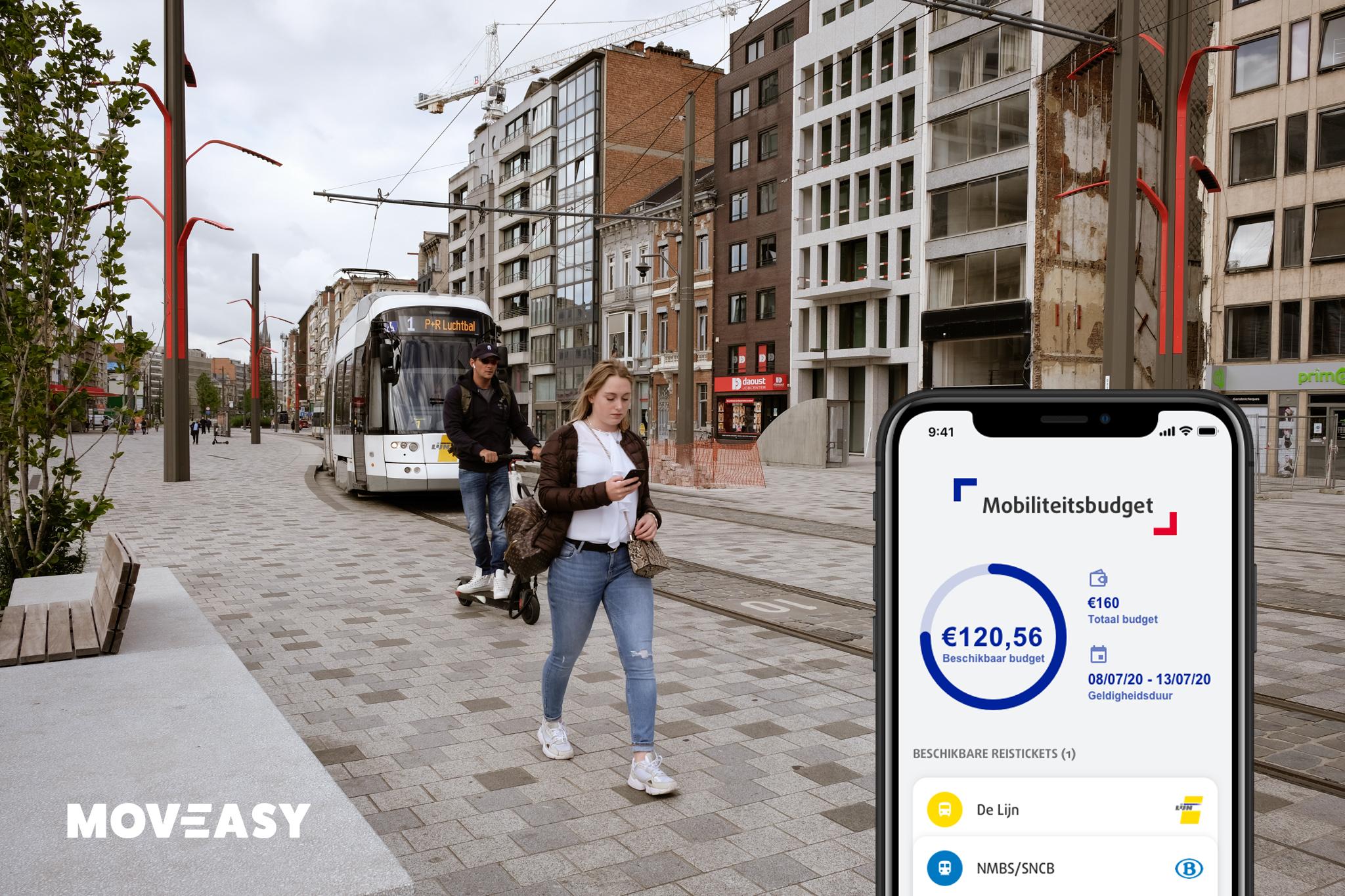 Moveasy: de mobiliteit van de toekomst… vandaag al