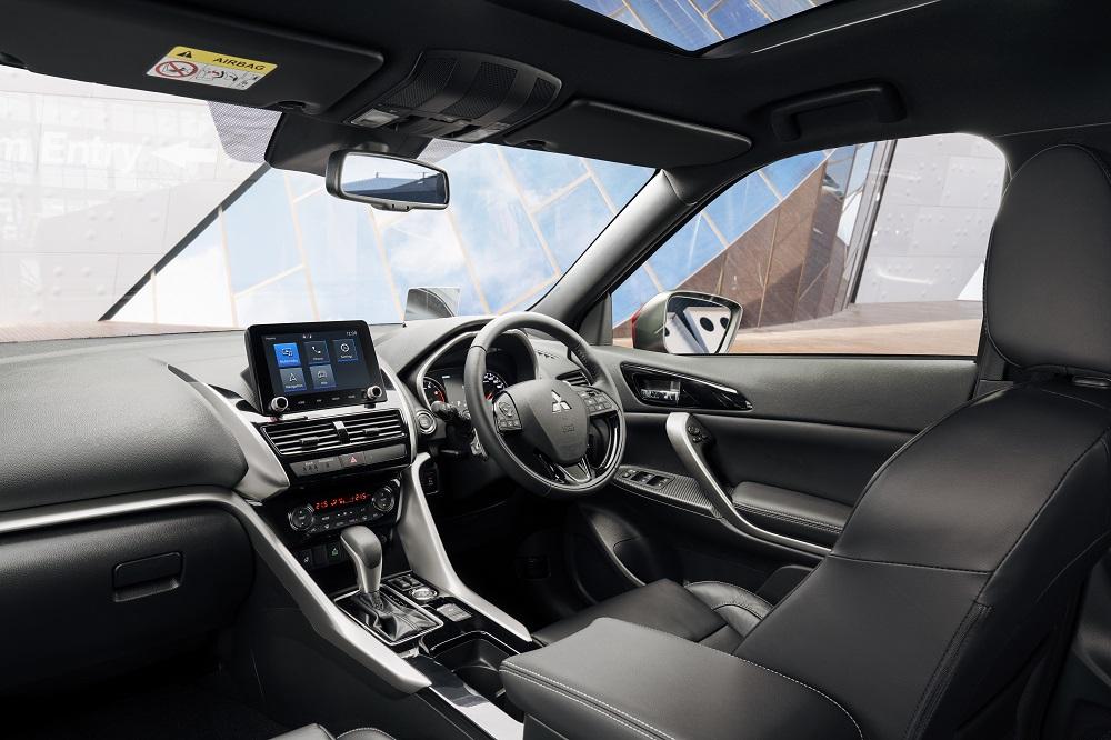 Gefacelifte Mitsubishi Eclipse Cross is (waarschijnlijk) niet meer voor ons…