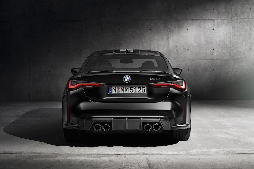 Cette BMW M4 très spéciale ne sera produite qu'à 150 exemplaires