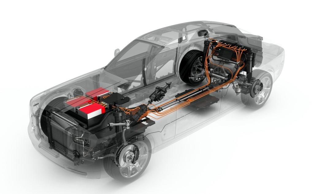 Vergeten concept: deze Rolls-Royce had zijn segment door elkaar kunnen schudden