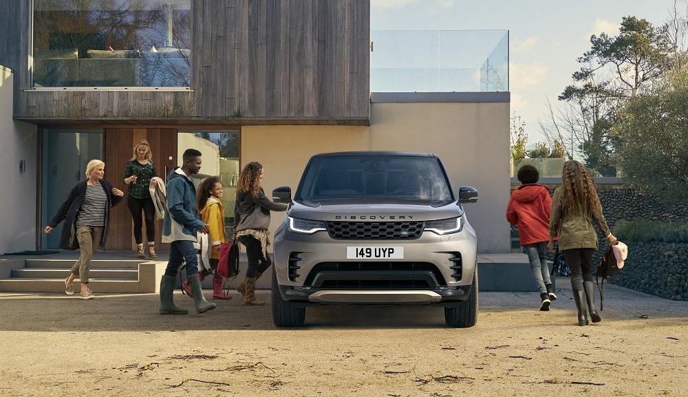 Land Rover Discovery wordt zuiniger