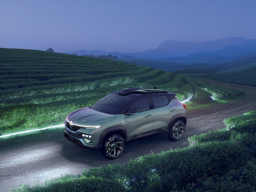 Renault Kiger : un SUV compact pour… Dacia ?