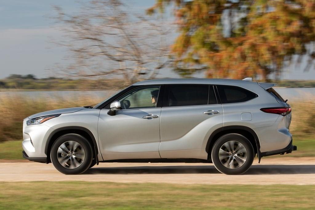Test: Toyota Highlander, 7 plaatsen op zijn Amerikaans