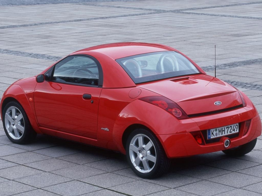 5 weetjes over de Ford Streetka, een verzamelaarscabrio van 3.000 euro