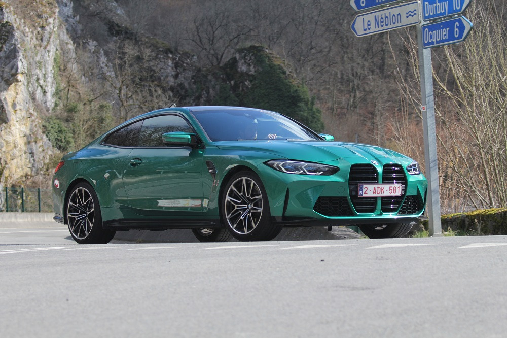 Test: BMW M4, Magische formule