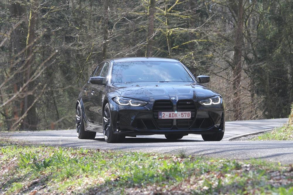 Audi RS5 Sportback vs BMW M3 Competition: voor zeer (zeer) gehaaste ouders