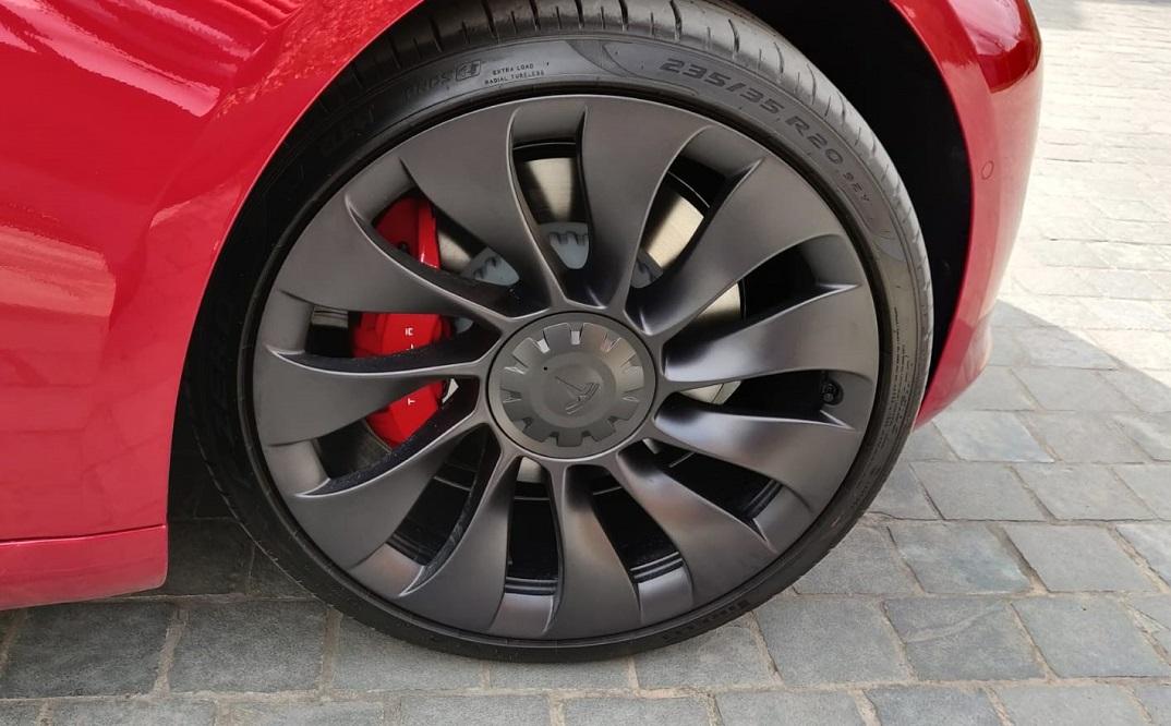 Essai : Tesla Model 3, le plein de nouveautés !