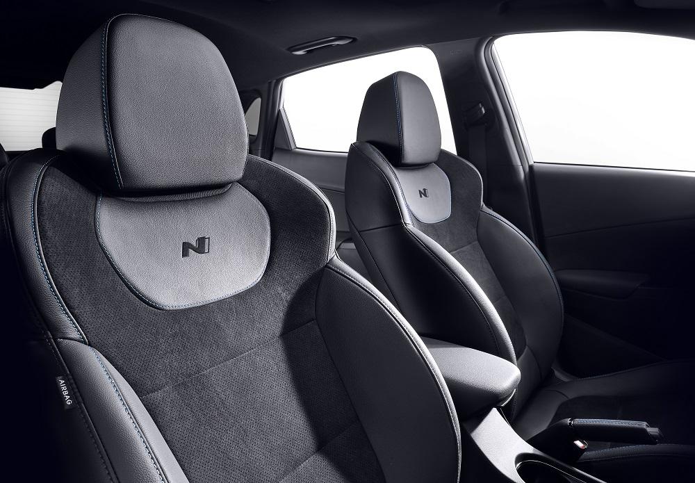 Hyundai Kona N : sport en talons