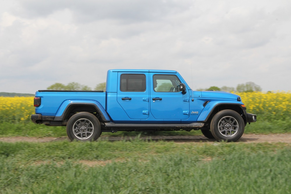 Ford Ranger vs Jeep Gladiator : qui sera le roi de l'arène ?