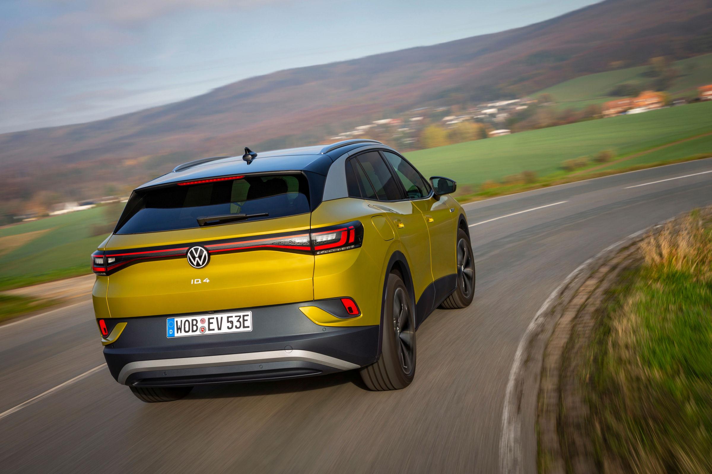 Top 10 des voitures électriques les plus populaires en Europe