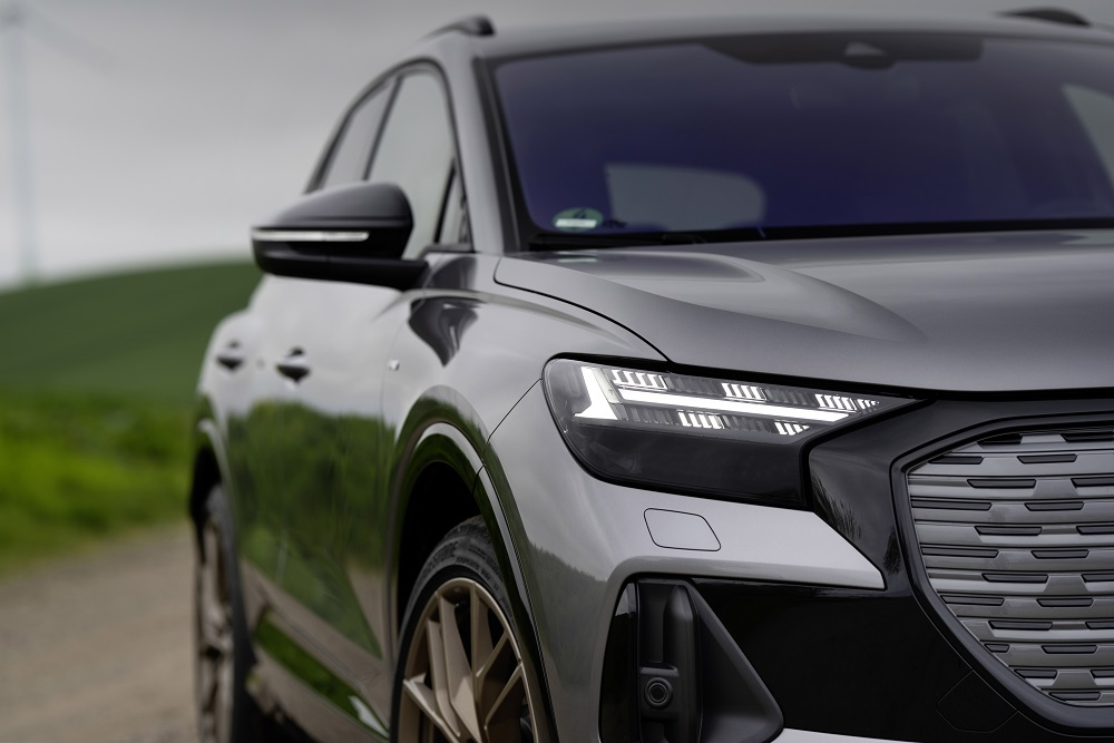 Eerste test: Audi Q4 e-tron, een premium EV voor minder geld?