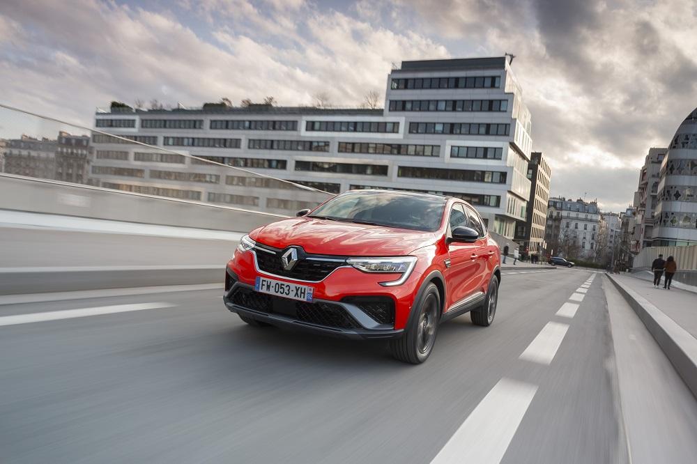 Eerste test: Renault Arkana, betaalbare SUV-coupé