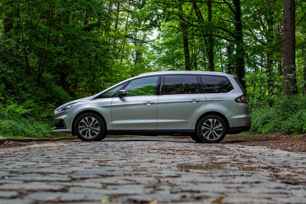 Test: Ford Galayx Hybrid, waarom krijgen eenvolumers zo weinig liefde?