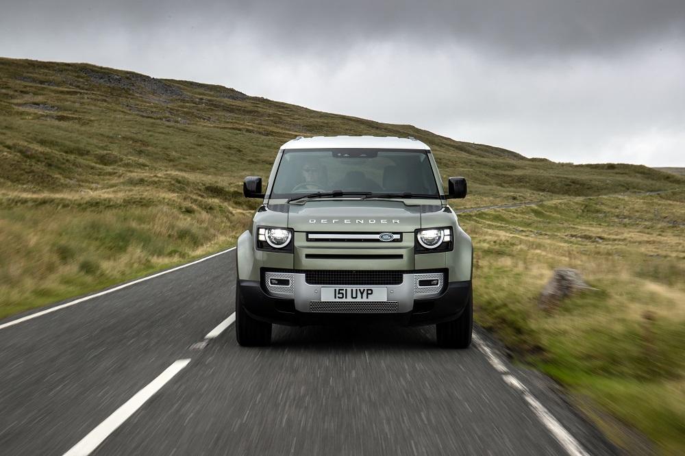 Land Rover : un Defender hydrogène !