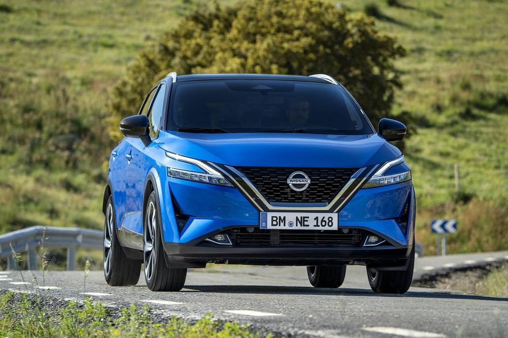 Test: Nissan Qashqai, oude bloedlijn