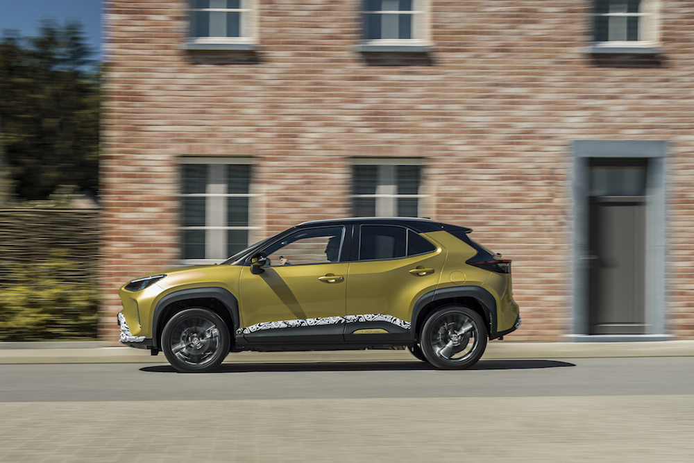 Premier essai : Toyota Yaris Cross, le petit SUV high-tech