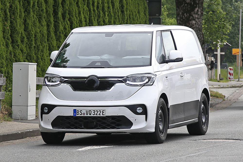 Scoop : VW ID.Buzz, le Combi du 3ème millénaire arrive
