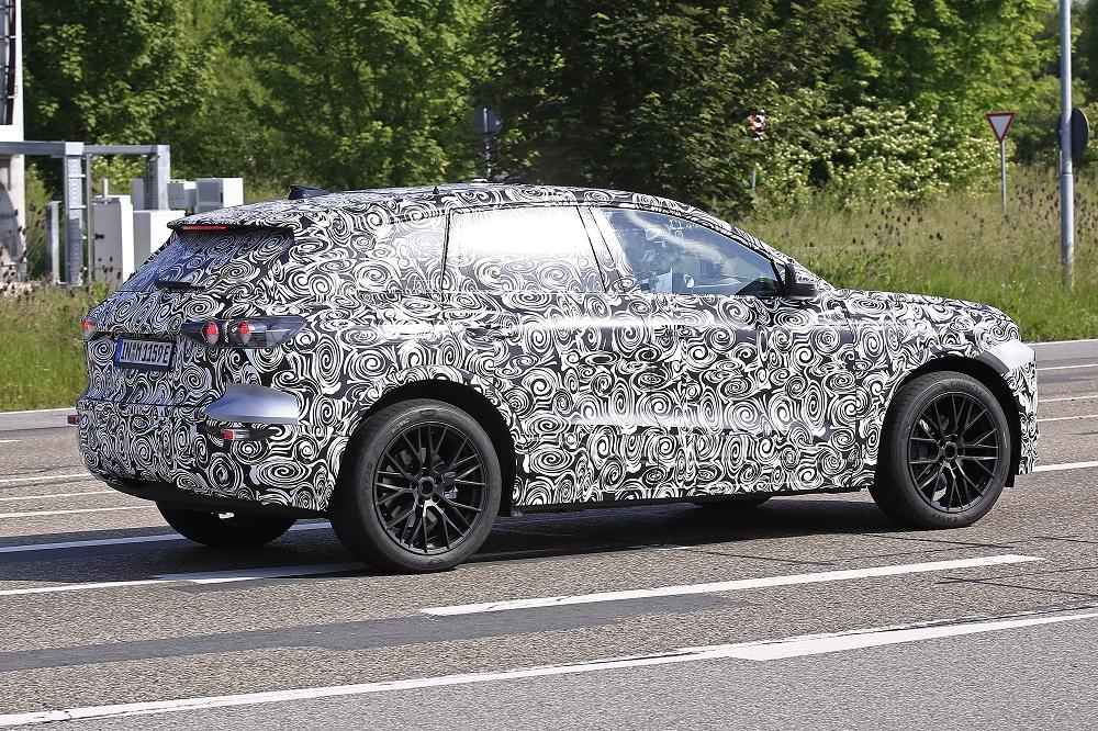 Scoop : Audi Q6 e-tron, le SUV électrique 800 volts