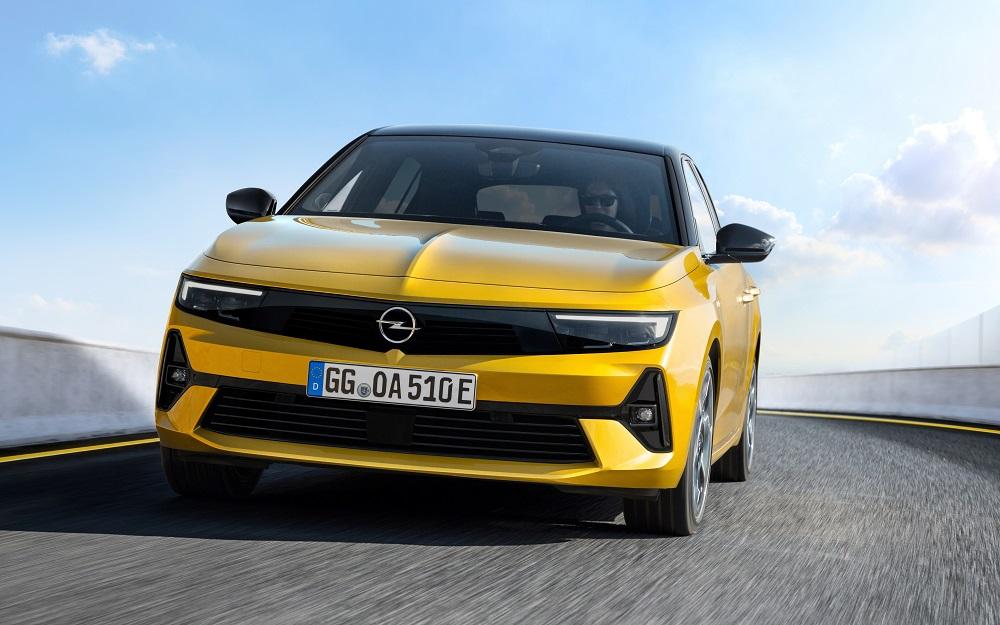 Officiel : Opel Astra, le début d'une nouvelle ère