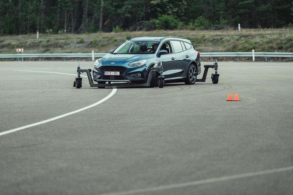 Reportage : Ford Performance, « Simracing vs real life »