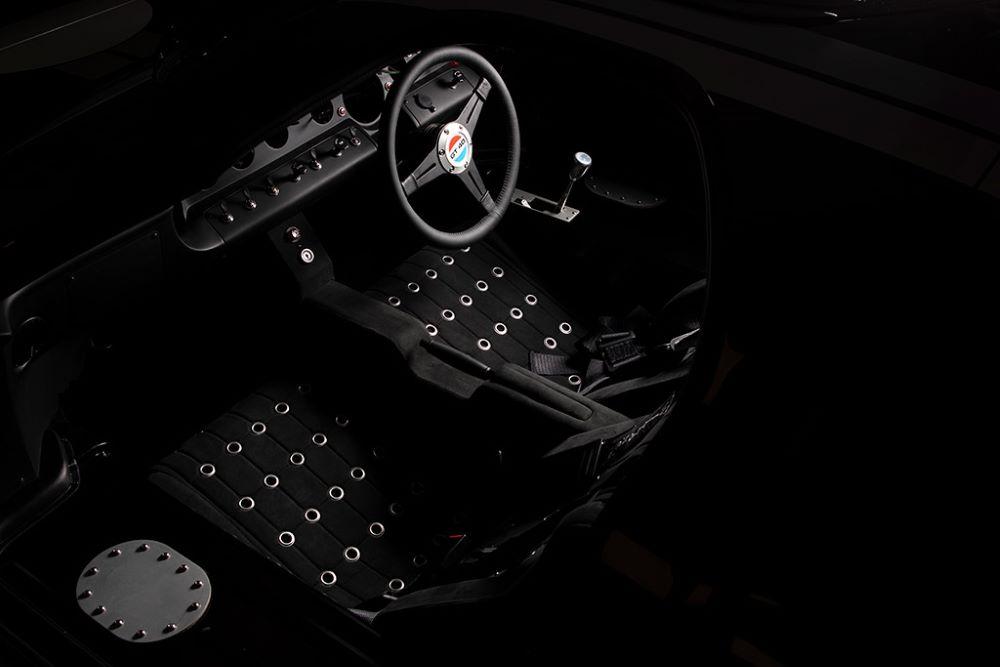 Deze elektrische Ford GT40 is geen heiligschennis
