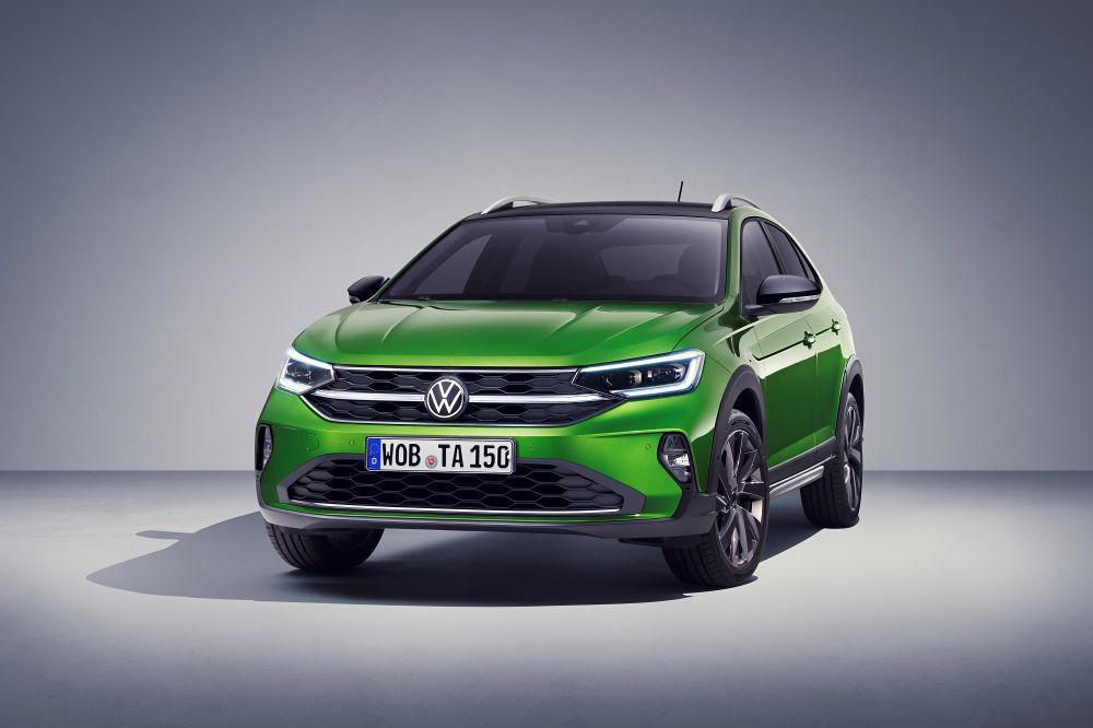 Volkswagen Taigo: recht uit Brazilië