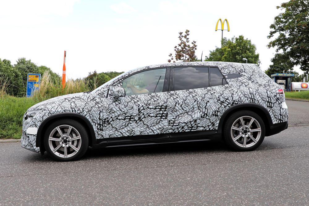 Scoop : le Mercedes EQS SUV se déclinera aussi en Maybach !
